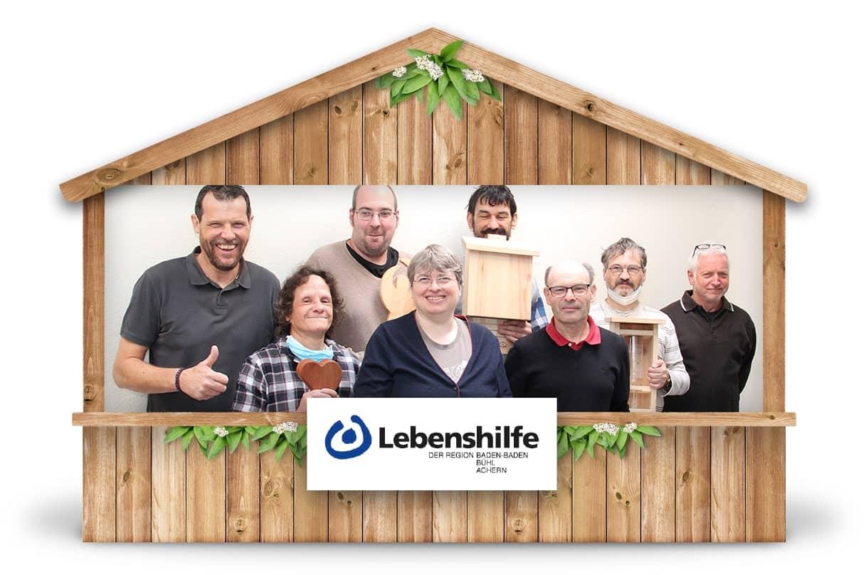 Alternativer Frühlingsmarkt Baden-Baden und virtueller Online-Frühlingsmarkt von Lebenshilfe Baden-Baden bei Werky Behindertenwerkstatt kaufen
