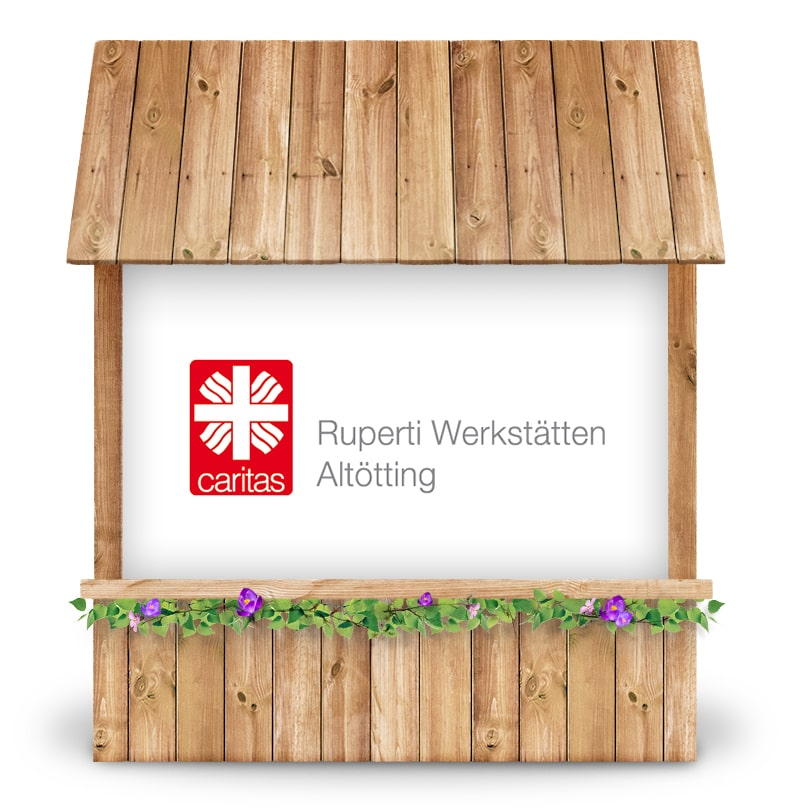 Alternativer Sommermarkt Altötting und virtueller Online-Sommermarkt von Ruperti Werkstätten bei Werky Behindertenwerkstatt kaufen