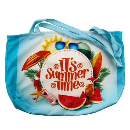 "Strandtasche ""It's Summertime""-werky"