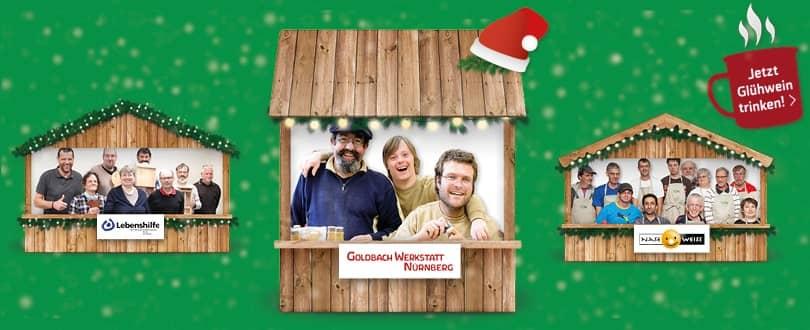 Virtueller Weihnachtsmarkt Online Weihnachtsmarkt Werky Shops Behindertenwerkstätte. Gute Dinge kaufen und verschenken!