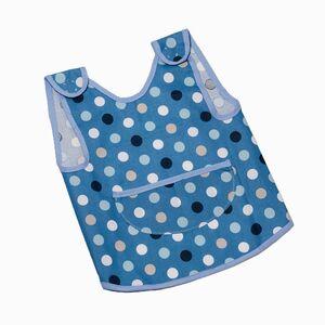 Babyschürze aus beschichteter Baumwolle-Lebenshilfe Celle gGmbH-werky