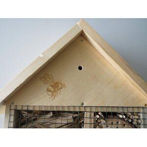 Insektenhotel Mittel - L-Lebenshilfe Celle gGmbH-werky