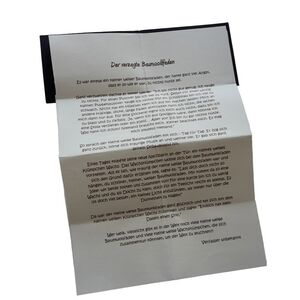 Geschenkbüchlein Teelicht-Ruperti Werkstätten-werky