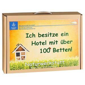 Bausatz Insektenhotel-Barmherzige Brüder gemeinnützige Behindertenhilfe GmbH-werky