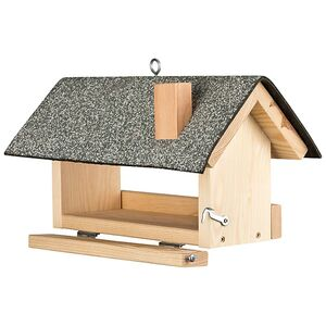 Futterhaus für Vögel groß handgemacht-Barmherzige Brüder gemeinnützige Behindertenhilfe GmbH-werky