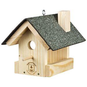 Futterhaus für Vögel klein handgemacht-Barmherzige Brüder gemeinnützige Behindertenhilfe GmbH-werky