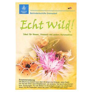 Echt Wild! Wildblumensamen-Barmherzige Brüder gemeinnützige Behindertenhilfe GmbH-werky