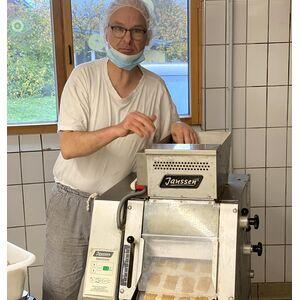 Bio Dinkel - Spekulatius mit Mandeln-Camphill Werkstätten Steinfurt-werky