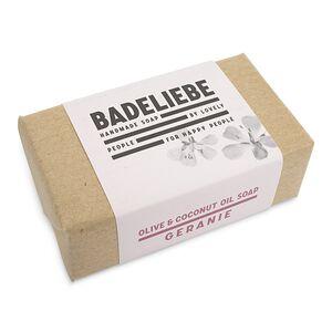 Handgemachte Seife, Seifenstück von BADELIEBE-WerkStadt Lebenshilfe Nürnberg gGmbH-werky