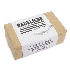 Handgemachte Seife, Seifenstück von BADELIEBE-werky