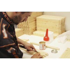 Briefkasten aus Holz, handgemacht-Ruperti Werkstätten-werky