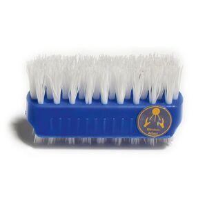 Handwaschbürste blau, 2-seitig, Perlon-Deutsches Blinden- & Sehbehindertenwerk gGmbH-werky